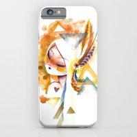 iPhone & iPod Case featuring wilt by Julia Sonmi Heglund