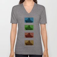 A Few Reflections On An … Unisex V-Neck