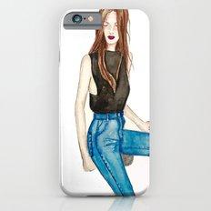 I am I am I am Slim Case iPhone 6s