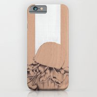 iPhone & iPod Case featuring sea creature by Shizen.ae
