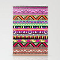 tribal Stationery Cards featuring OVERDOSE by Bianca Green