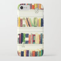 books iPhone & iPod Cases featuring Books by Ela Caglar