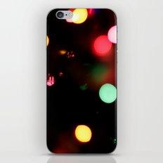 Bokeh II iPhone & iPod Skin