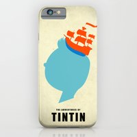 THE ADVENTURES OF TINTIN iPhone 6 Slim Case