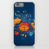 Jellyfishes Birth iPhone 6 Slim Case