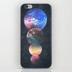 Echoes iPhone & iPod Skin