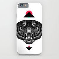 iPhone & iPod Case featuring Roar My *--Tiger--* by Süyümbike Güvenç