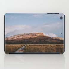 Trail through the Scottish Highlands iPad Case