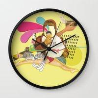 UNTITLED #1 Wall Clock