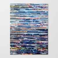 STRIPES 26 Canvas Print