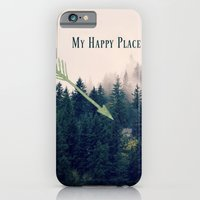 My Happy Place iPhone 6 Slim Case