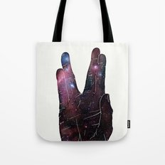 Live Long 2 Tote Bag