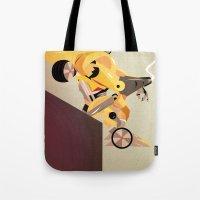Oops (BumbleBee) Tote Bag
