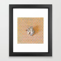 Me & My Unicorn Framed Art Print