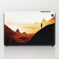 Red Wasteland  iPad Case