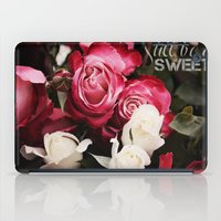 A Rose By Any Other Name iPad Case