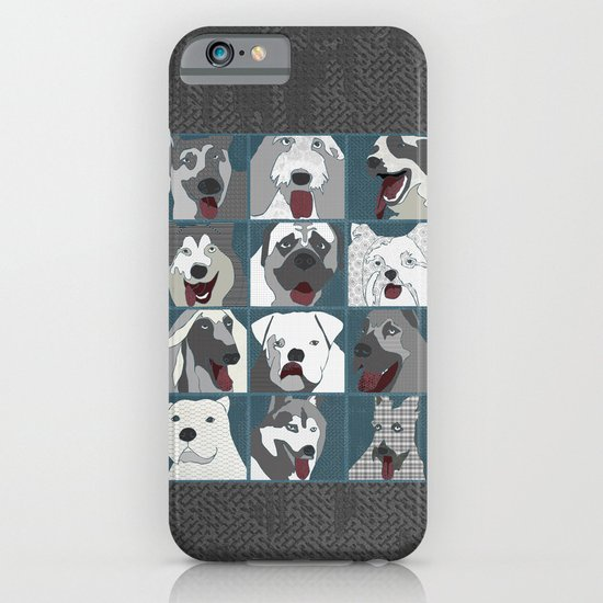 Dogs Vertical iPhone & iPod Case