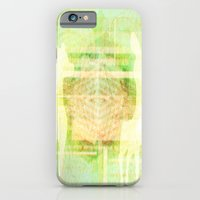 iPhone & iPod Case featuring Deer Collaboration by Amanda Trader