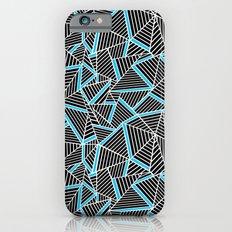 Ab 2 Repeat Blue Slim Case iPhone 6s
