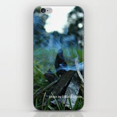 camp iPhone & iPod Skin