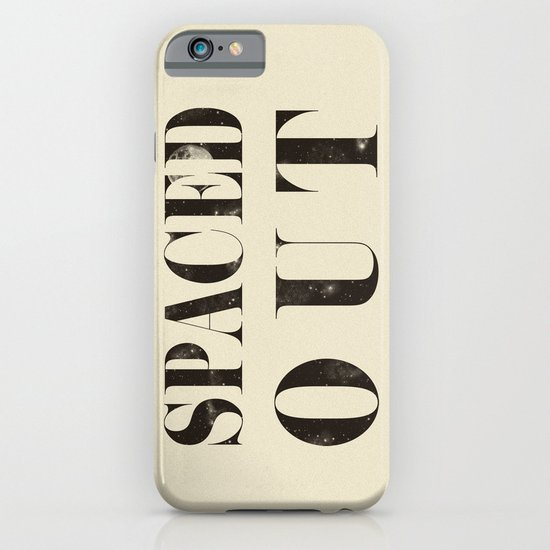 Spaced Out iPhone & iPod Case