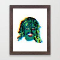 Make an Assessment Framed Art Print