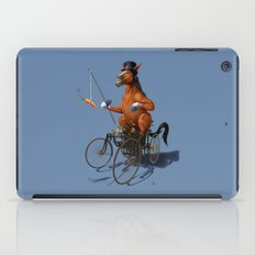 Horse Power (Colour) iPad Case