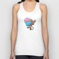 Cupcake Mouse Unisex Tank Top