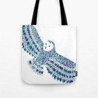 Barn Owl Beaut Tote Bag