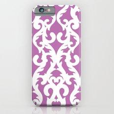 Modern Baroque Purple iPhone 6 Slim Case