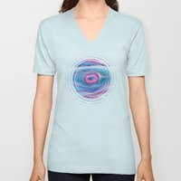 AGATE Inspired Watercolo… Unisex V-Neck