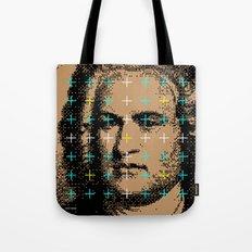 Johann Sebastian Bach Tote Bag