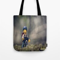 Everything Is Awesome Ra… Tote Bag