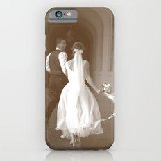 Runaway Wedding iPhone 6 Slim Case
