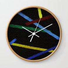 Kerplunk Zoom Wall Clock