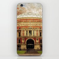 The Royal Albert Hall - … iPhone & iPod Skin