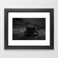 Somewhat Of A Long Time … Framed Art Print