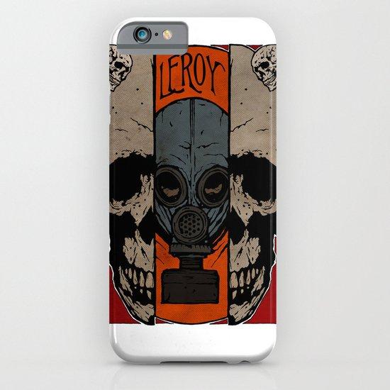 Split Skull iPhone & iPod Case