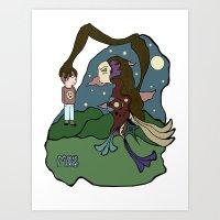 Dream A Little Dream Of … Art Print