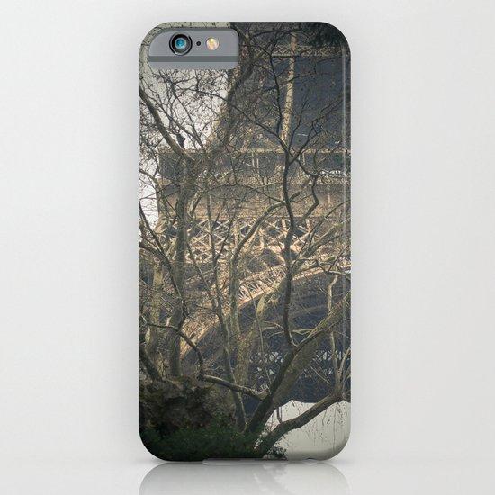 Eiffel Doubletake iPhone & iPod Case