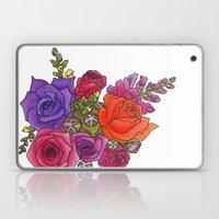 Bouquet Laptop & iPad Skin
