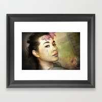 Beauty, Pt. 2 Framed Art Print