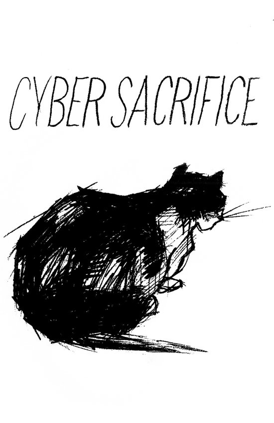 Cyber Sacrifice Art Print