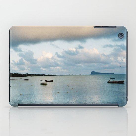 Blue Sunrise iPad Case