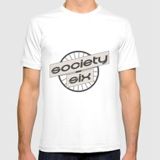 s6_tee_5 - Let's Not Reinvent the Wheel White Mens Fitted Tee SMALL