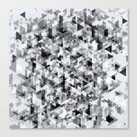 Marble Madness Canvas Print