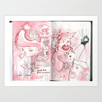 Bender Transgender - #1 … Art Print