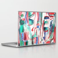 couple Laptop & iPad Skins featuring Couple by 5wingerone