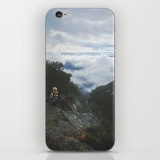 Exhale iPhone & iPod Skin