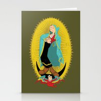 Virgin Olive Oyl Stationery Cards